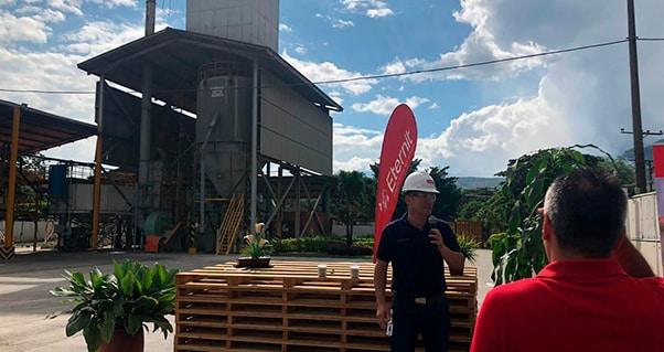 Eternit reabrió su planta en Yumbo, con mayor capacidad y eficiencia, Invest Pacific