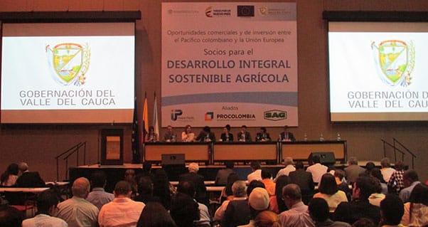 Agricultura para la paz en el Pacífico colombiano, Invest Pacific