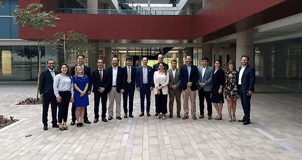 Delegación europea, cautivada en Cali con avances en innovación y tecnología, Invest Pacific
