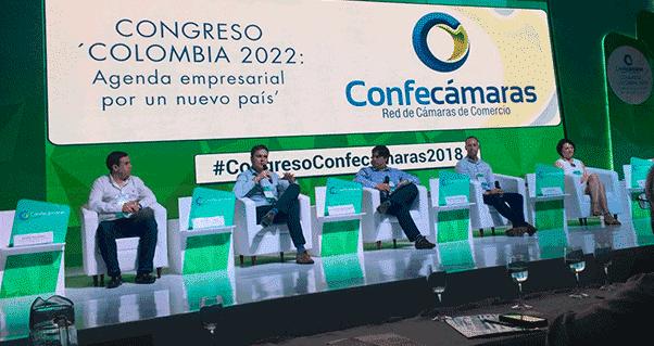 """""""Si las regiones progresan, el país progresa"""": Director Invest Pacific en Confecámaras, Invest Pacific"""