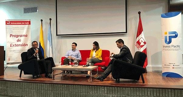 Atractivos de la Ciudad-Región se siguen promoviendo desde la academia, Invest Pacific