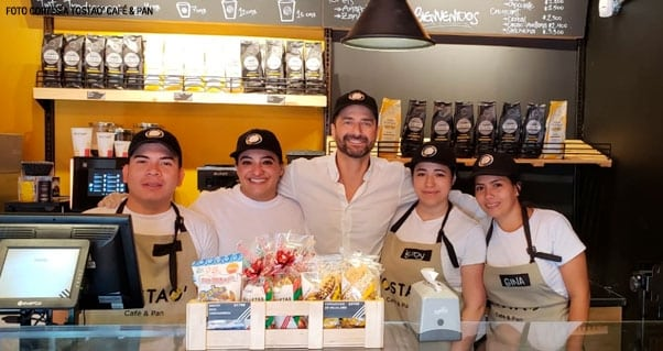 Tostao', el café con aroma social que llegó a Cali, Invest Pacific