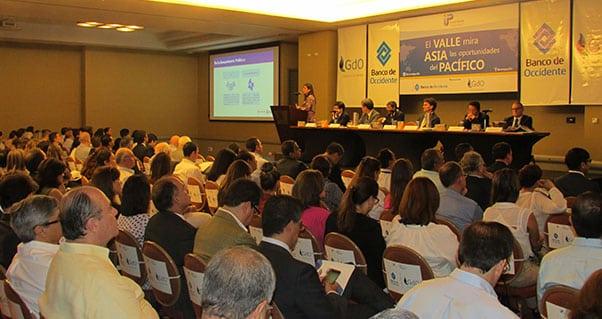 El Valle mira Asia las oportunidades del Pacífico, Invest Pacific